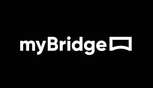 myBridge、自動名刺管理アプリのシェア機能が非常に便利。